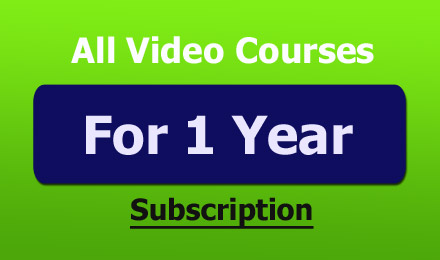 8 months Online Subscription