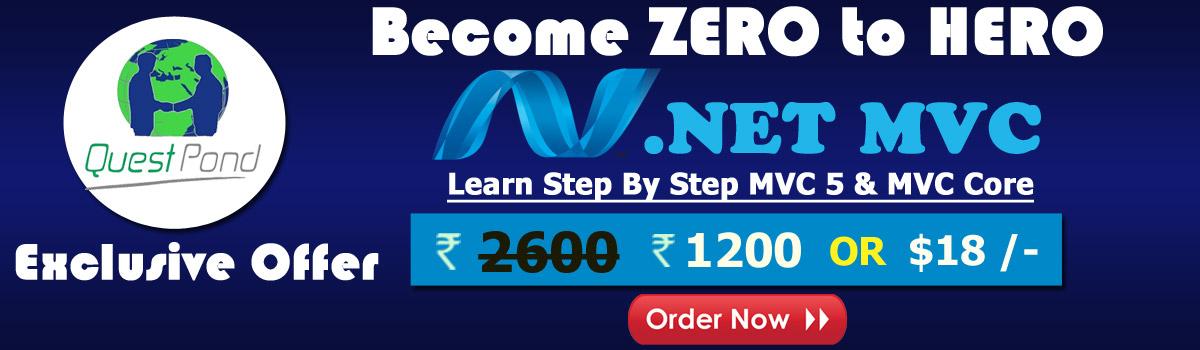 Complete MVC Course