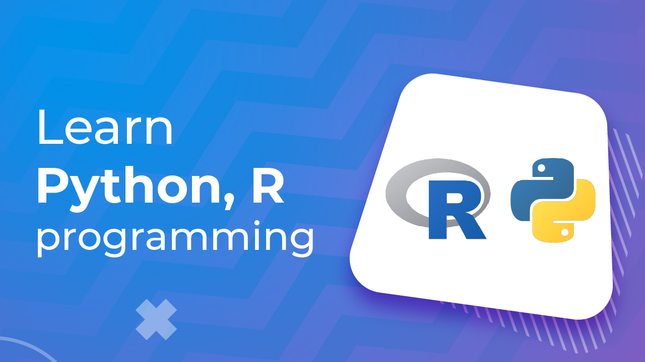 Python, R programming, Maths for Data Science
