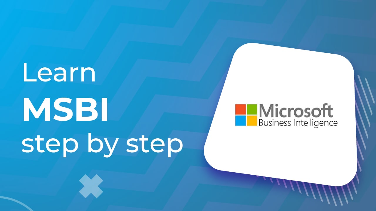 Learn MSBI Step by Step